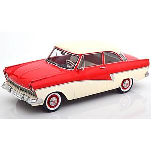 1/18 Ford Taunus 17M P2 1957 red/white