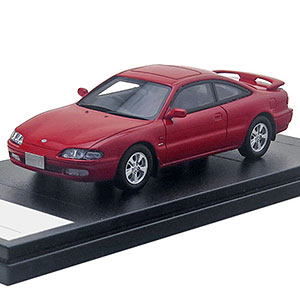 1/43 MAZDA MX-6 2500 V6 (1992) ヴィンテージレッド