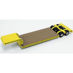 1/50 16輪 中低重量物運搬用トレーラ イエロー