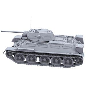 【特典】1/35 ソビエト中戦車 T34E / T34-76 (2in1) プラモデル