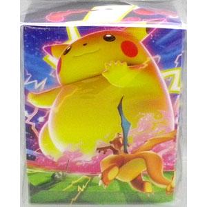 ポケモンカードゲーム デッキケース キョダイマックスピカチュウ