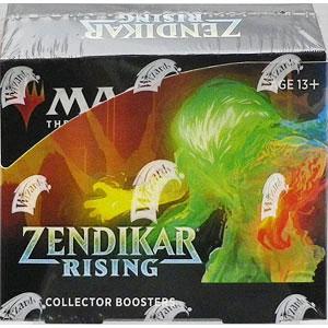 マジック:ザ・ギャザリング ゼンディカーの夜明け コレクター・ブースターパック 英語版 BOX