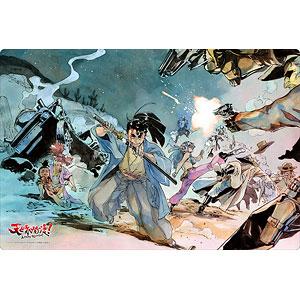 ブシロード ラバーマットコレクション Vol.721 『天晴爛漫!』悪漢との戦いver.