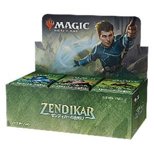 マジック:ザ・ギャザリング ゼンディカーの夜明け ドラフト・ブースター 日本語版 36パック入りBOX