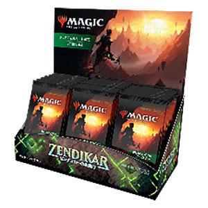 マジック:ザ・ギャザリング ゼンディカーの夜明け セット・ブースター 日本語版 30パック入りBOX