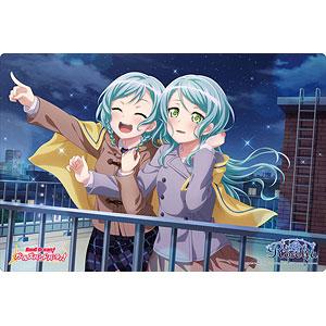 ブシロード ラバーマットコレクション Vol.728 バンドリ! ガールズバンドパーティ!『氷川紗夜』Part.3