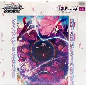 【特典】ヴァイスシュヴァルツ ブースター Fate/stay night Heaven's Feel Vol.2 カートン