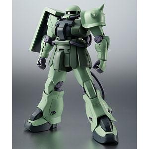 ROBOT魂 〈SIDE MS〉 MS-06F-2 ザクIIF2型 ver. A.N.I.M.E. 『機動戦士ガンダム0083 STARDUST MEMORY』