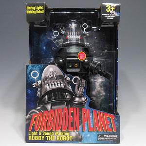 ロビー・ザ・ロボット『禁断の惑星』 ライト&サウンド ウォーキング (米ウォルマート限定)