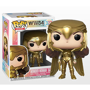 POP! 『ワンダーウーマン 1984』ワンダーウーマン(ゴールドアーマー版)