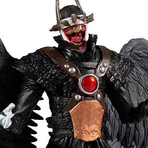 DCコミックス DCマルチバース アクションフィギュア バットマン フーラフス(スカイ・タイラントの翼付き版)