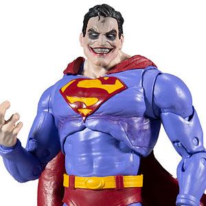 『DCコミックス』 DCマルチバース 7インチ・アクションフィギュア #022 スーパーマン(インフェクテッド版)