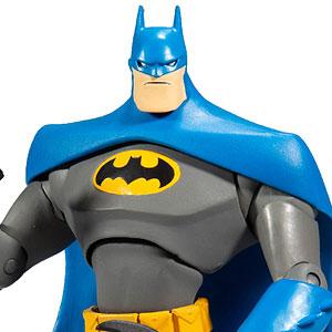 『DCコミックス』 DCマルチバース 7インチ・アクションフィギュア #029 バットマン(ブルースーツ版)