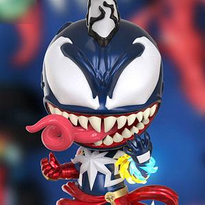 コスベイビー 『スパイダーマン:マキシマム・ヴェノム』[サイズS]キャプテン・マーベル(ヴェノム版)