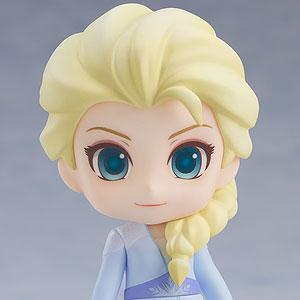 ねんどろいど アナと雪の女王2 エルサ Blue dress Ver.