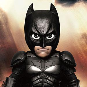 エッグアタック・アクション #076『ダークナイト』バットマン