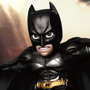 エッグアタック・アクション #076DX『ダークナイト』バットマン(デラックス・エディション)