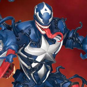 Dステージ #065『スパイダーマン:マキシマム・ヴェノム』キャプテン・アメリカ(ヴェノム版)