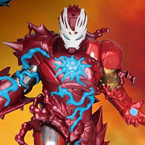 Dステージ #066『スパイダーマン:マキシマム・ヴェノム』アイアンマン(ヴェノム版)