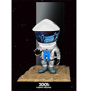 デフォリアル 2001年宇宙の旅 アストロノーツ2.0 モノリスジオラマセット 完成品フィギュア