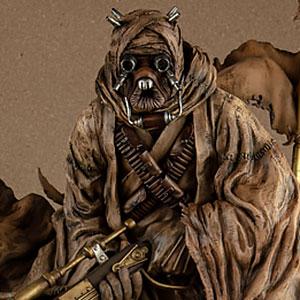 ARTFX アーティストシリーズ スター・ウォーズ/新たなる希望 タスケン・レイダー - 砂漠蛮族 - 1/7 簡易組立キット