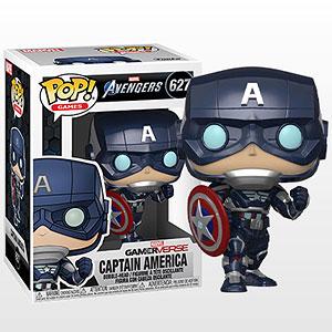 POP!『Marvel's Avengers』キャプテン・アメリカ