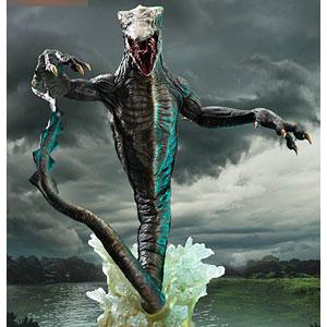 キングコング:髑髏島の巨神 スカルクローラー スタチュー