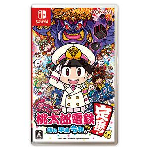 【特典】Nintendo Switch 桃太郎電鉄 ~昭和 平成 令和も定番!~