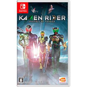 【特典】Nintendo Switch KAMENRIDER memory of heroez 通常版