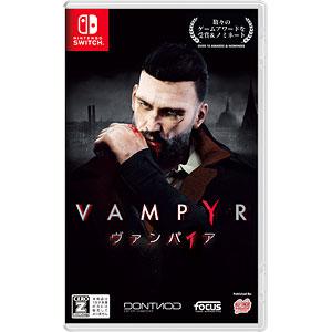 Nintendo Switch Vampyr ヴァンパイア 通常版