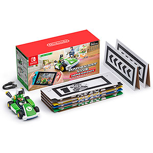 Nintendo Switch マリオカート ライブ ホームサーキット ルイージセット