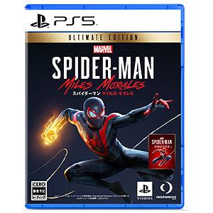 【特典】PS5 Marvel's Spider-Man: Miles Morales Ultimate Edition