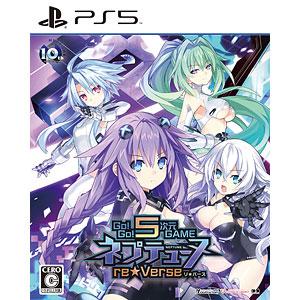 【特典】PS5 Go!Go!5次元GAME ネプテューヌre★Verse 通常版