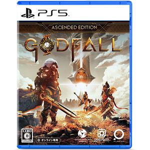 【特典】PS5 Godfall(ゴッドフォール) Asended Edition