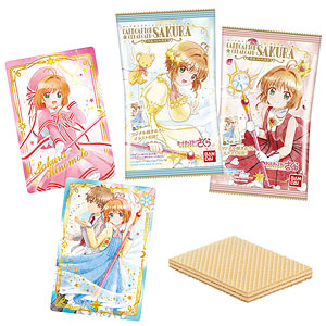 カードキャプターさくら クリアカード編 ウエハース2 20個入りBOX (食玩)