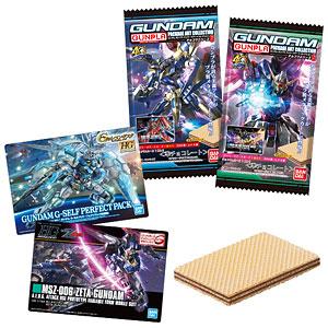 GUNDAMガンプラパッケージアートコレクション チョコウエハース6 20個入りBOX (食玩)