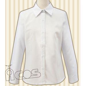 ACOSオリジナル 女子Yシャツ(白) L