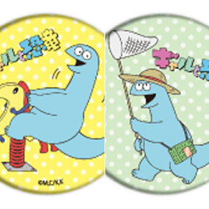 缶バッジ「ギャルと恐竜」01/ 5個入りBOX
