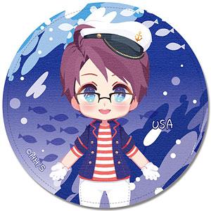 ヘタリア World★Stars レザーバッジ Ver.3 デザイン04(アメリカ)