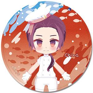 ヘタリア World★Stars レザーバッジ Ver.3 デザイン08(中国)