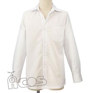 ACOSオリジナル オープンカラーYシャツ Mサイズ