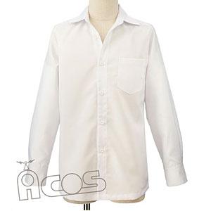 ACOSオリジナル オープンカラーYシャツ Lサイズ