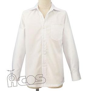 ACOSオリジナル オープンカラーYシャツ XLサイズ