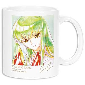コードギアス 復活のルルーシュ C.C. Ani-Art マグカップ vol.3