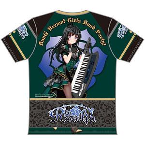 バンドリ! ガールズバンドパーティ! ツーリングTシャツ 白金燐子Ver. (XL)