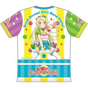 バンドリ! ガールズバンドパーティ! ツーリングTシャツ 弦巻こころVer. (L)