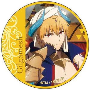 Fate/Grand Order -絶対魔獣戦線バビロニア- グリッター缶バッジ vol.3 ギルガメッシュ A