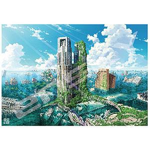 ジグソーパズル 東京幻想 都庁幻想 1000ピース (1000T-159)