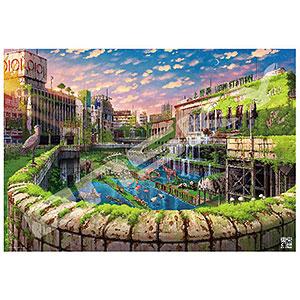 ジグソーパズル 東京幻想 上野駅幻想 1000ピース (1000T-160)