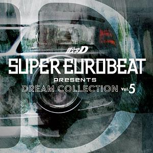 CD SUPER EUROBEAT presents 頭文字[イニシャル]D Dream Collection Vol.5